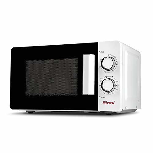 Micro-ondes combiné - Girmi FM04 Four 20 litres 700 + 800 W Blanc