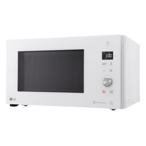 Micro-ondes combiné - LG MH-7265DDH (Blanc)