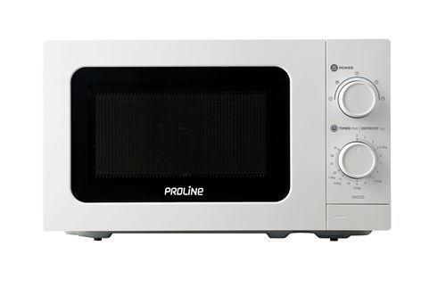 Micro-ondes monofonction - Proline SM202 700 W Blanc