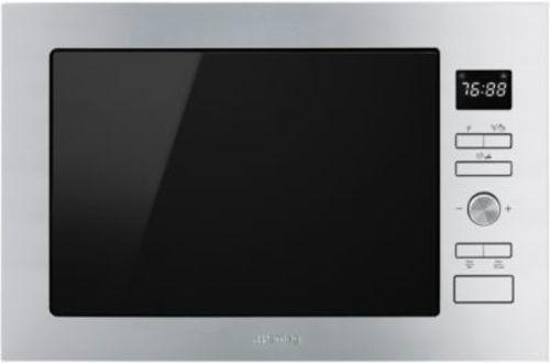 Micro-ondes + Gril - Smeg FMI425X