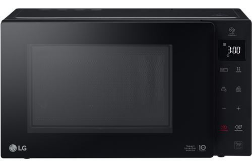 Micro-ondes + Gril - LG MH7235GIB 1200 W Noir
