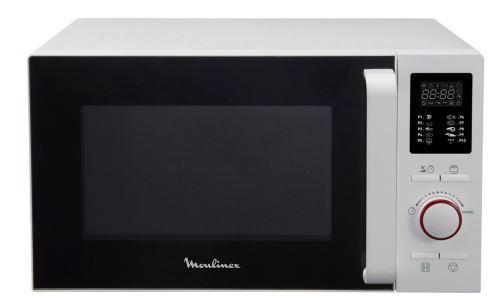 Micro-ondes combiné - Moulinex MO25ECWH 900 W Blanc
