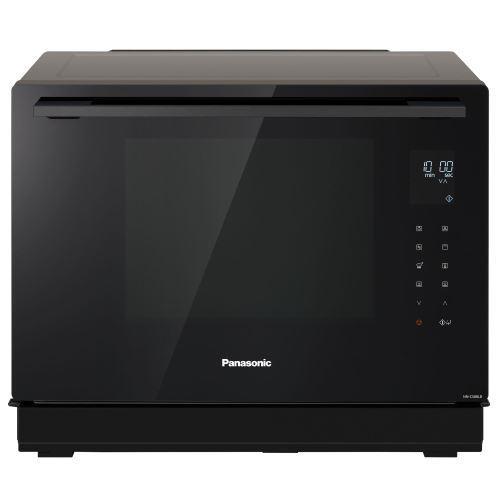 Micro-ondes combiné - Panasonic 1300 W Noir et Argent