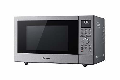 Micro-ondes + Gril - Panasonic NN-CD58J (Argent)