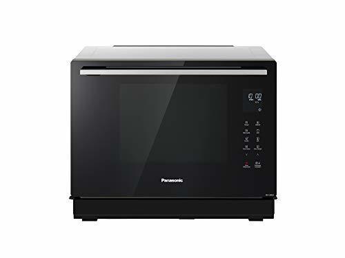 Micro-ondes combiné - Panasonic NN-CS89LBGPG Four à vapeur combiné 4 en 1, 1000, 31 l, noir acier inoxydable