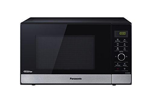 Micro-ondes + Gril - Panasonic NN-GD38HS (Noir)