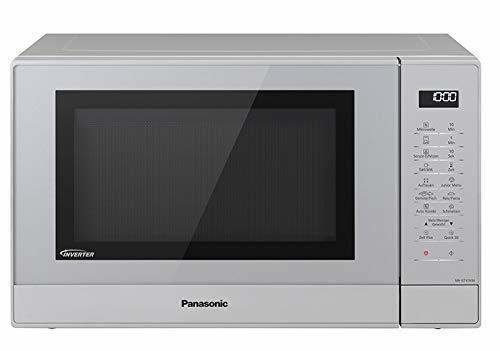 Micro-ondes + Gril - Panasonic NN-GT47K (Inox)