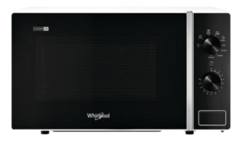 Micro-ondes + Gril - Whirlpool MWP 103 W micro-onde Comptoir 20 L 700 W Blanc