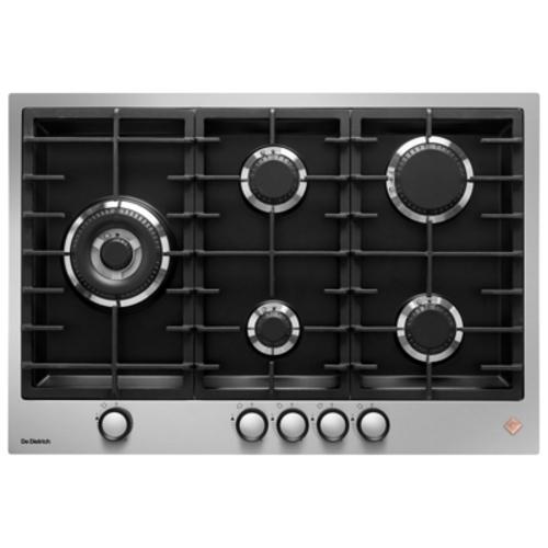 Plaques de cuisson à gaz - De Dietrich DPE7729XF