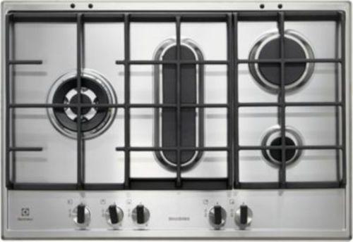 Plaques de cuisson à gaz - Electrolux-Rex EGH7459GOX