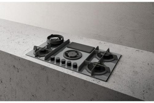 Plaques de cuisson à gaz - Elica Nikolatesla BL/A/83