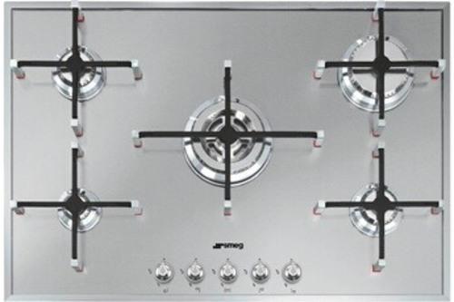 Plaques de cuisson à gaz - Smeg PX7502