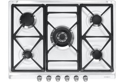 Plaques de cuisson à gaz - Smeg SR775BS1