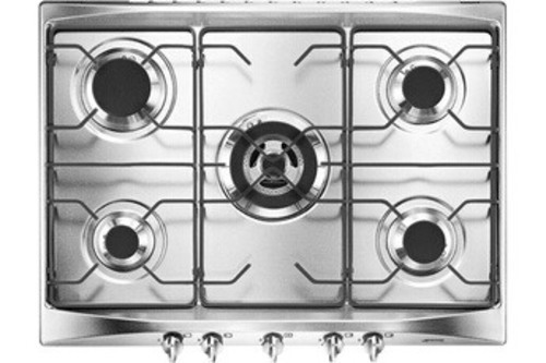 Plaques de cuisson à gaz - SMEG SR275X2 (SR 275 X 2)