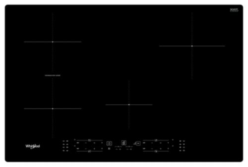 Plaques de cuisson à induction - Whirlpool WB B4877 NE