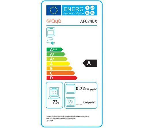 Four électrique encastrable - AYA AFE70XBL (AFE 70 XBL)