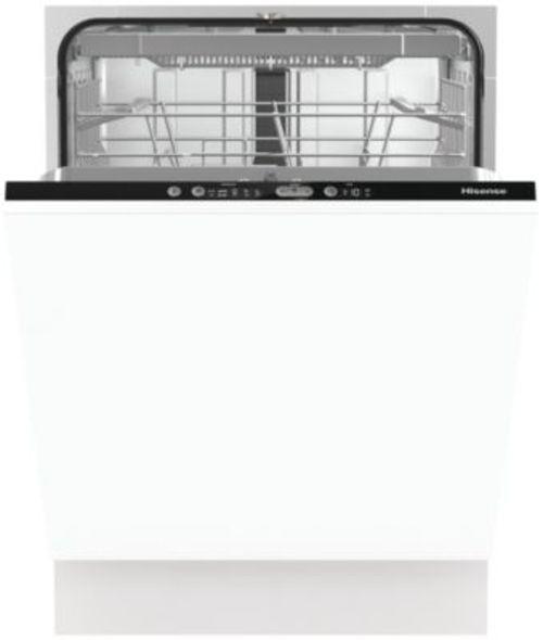 Lave-vaisselle encastrable -  Hisense HV661C60