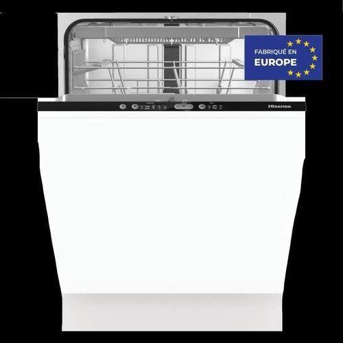 Lave-vaisselle encastrable - Hisense HVSP3C - 16 couverts