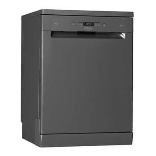 Lave-vaisselle pose libre -  HOTPOINT HFC3T141WCSB