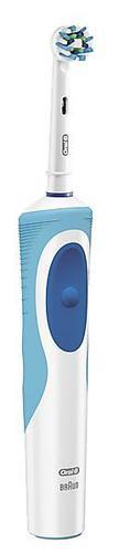 Brosse à dents électrique - Oral-B Vitality Crossaction Adultes Bleu