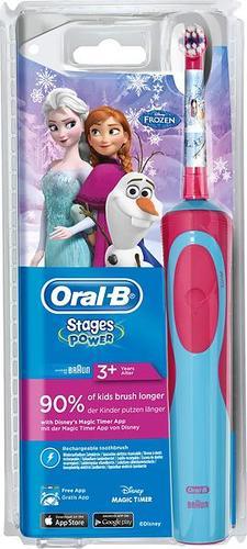Brosse à dents électrique - Oral-B Vitality Kids Frozen