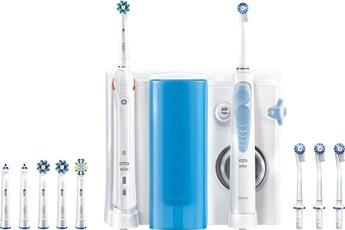 Brosse à dents électrique - Pack Oral-B Pro5000 + Oxyjet Plus