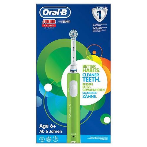 Brosse à dents électrique - Oral-B Junior 6+ Enfant Violet