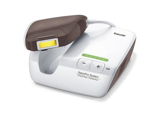 Epilateur à lumière pulsée ou laser - Beurer SalonPro System IPL10000+