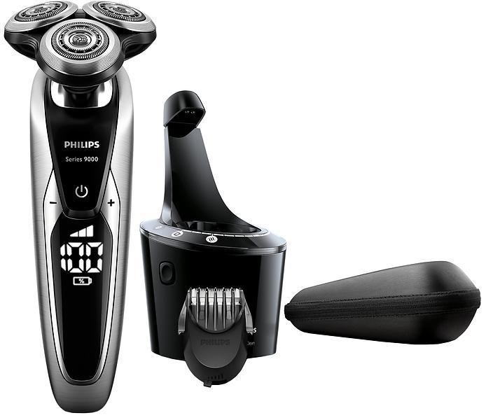 Rasoir électrique pour homme - Philips Series 9000 100 % étanche S9211/32