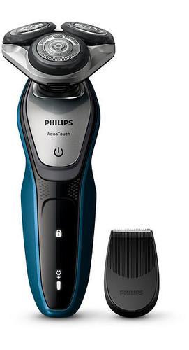 Rasoir électrique pour homme - Philips AquaTouch 100 % étanche S5420/08
