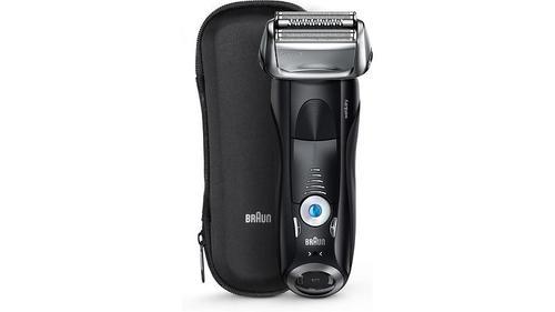 Rasoir électrique pour homme - Braun Series 7 7840s Wet&Dry + Tondeuse Noir