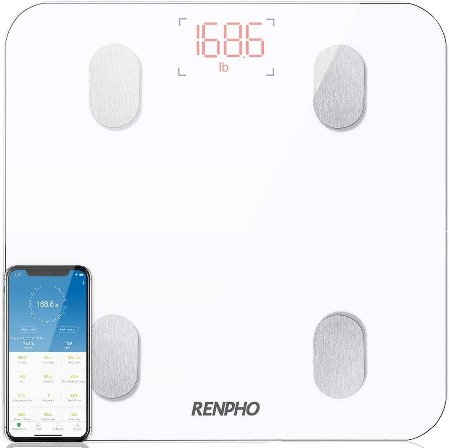 Impédancemètre - Renhpo connecté