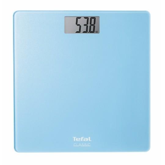 Pèse-personne - Tefal Classic PP1133V0 balance Pèse-personne électronique Carré Bleu