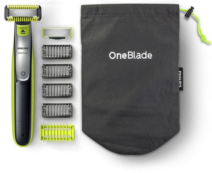 Tondeuse multi-fonctions - Philips OneBlade QP2630/30 visage et corps