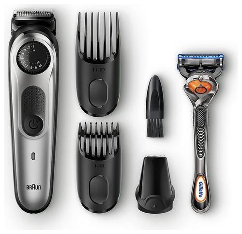 Tondeuse barbe et visage - Braun BT5060