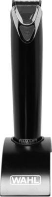 Tondeuse barbe et visage - Wahl Stainless steel Black Edition