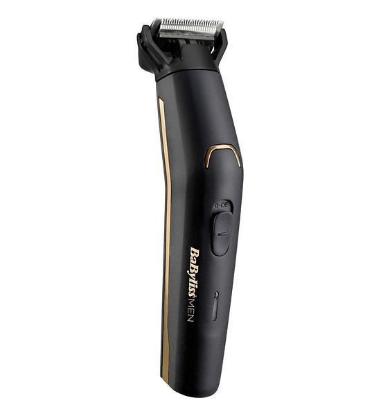 Tondeuse barbe et visage - BaByliss MT860E Carbon Titanium