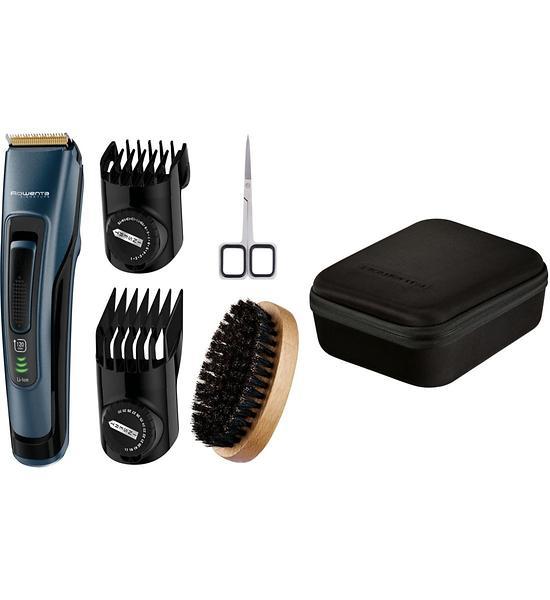 Tondeuse barbe et visage - Rowenta TN4500