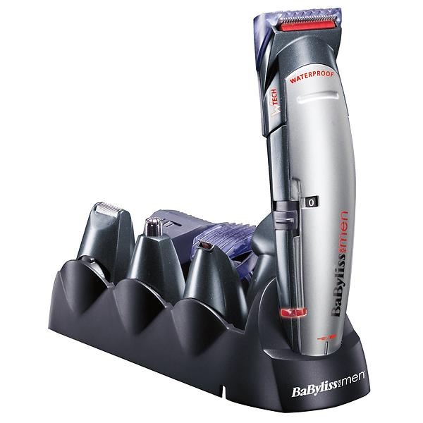 Tondeuse multi-fonctions - BaByliss E837E - X-10 Waterproof