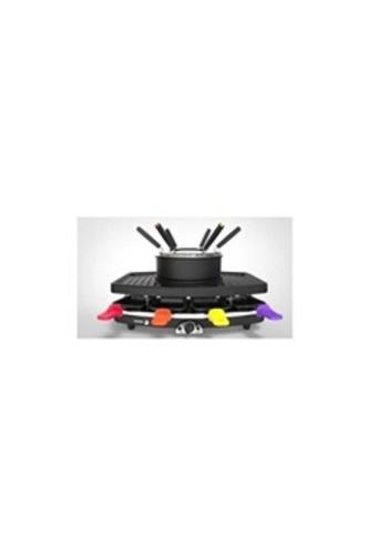 Appareil à raclette - Fagor fg816 + 8 poelons + 6 pics a fondue