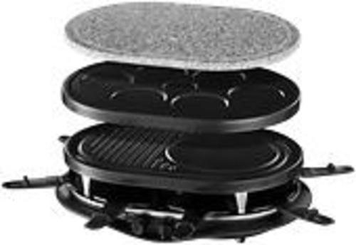 Appareil à raclette - Russell Hobbs Fiesta 8 Pan Multi Raclette