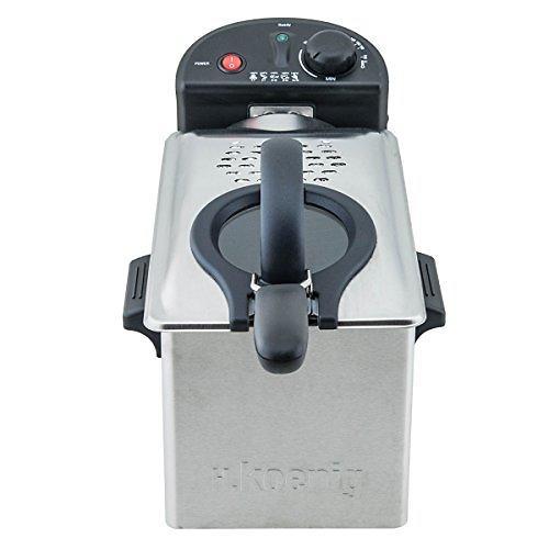 Friteuse électrique - H.koenig DFX300 3L