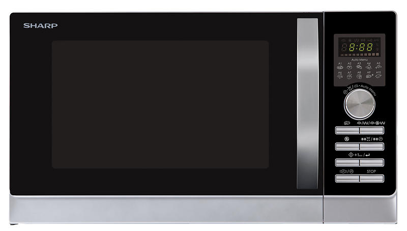 Micro-ondes combiné - Sharp R-843INW