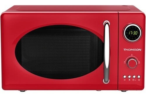 Micro-ondes monofonction - Thomson T-RETRO20RED2