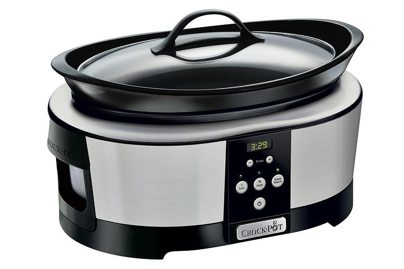 Multi-cuiseur - Crock-Pot Slow Cooker 5,7L