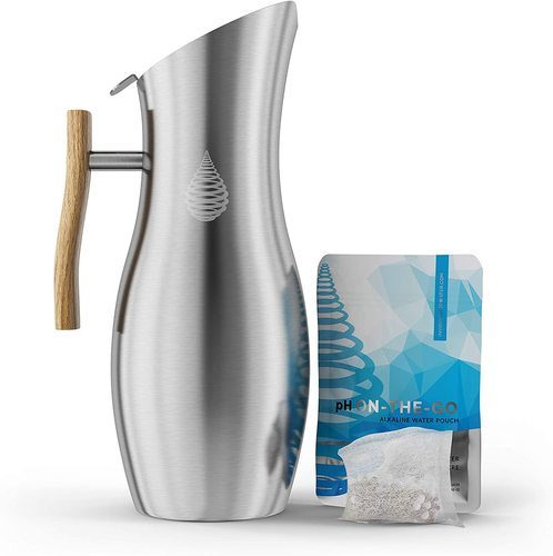 Carafe filtrante - Invigorated Water pH VITALITY alcalisant/ionisant
