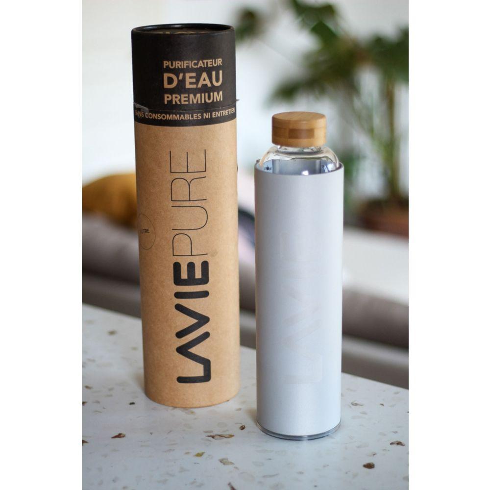 Carafe filtrante - LaVie Pure Bambou