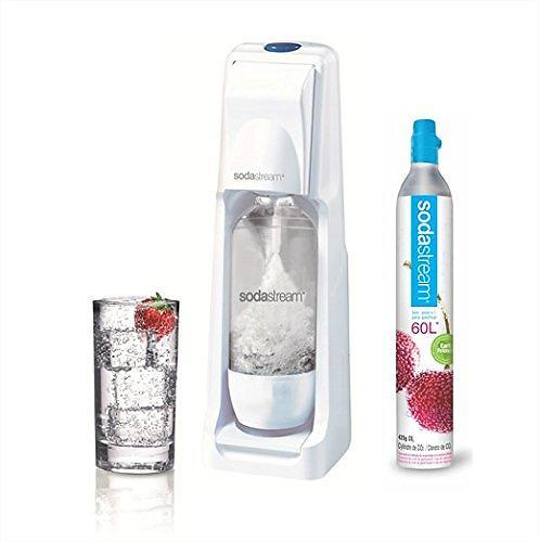 Machine à soda - SodaStream Cool + 2 bouteilles 1L PET