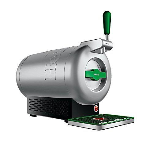 Tireuse à bière - Krups The Sub VB650E Heineken Edition