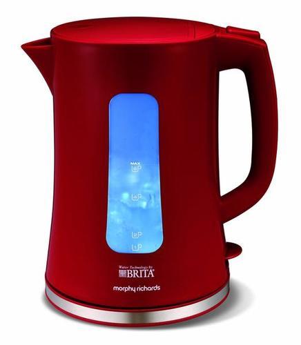 Bouilloire électrique - Morphy Richards Brita Filter 1,5L